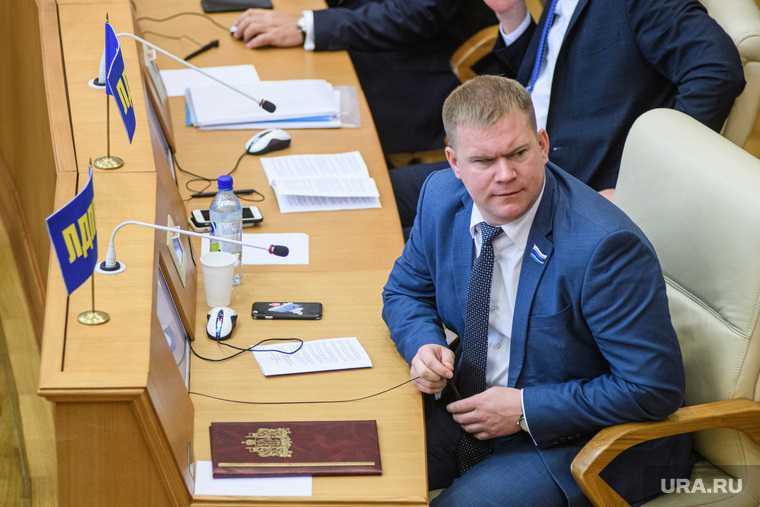 убийство Сергея Титова депутат заксобрания Александр Коркин приговор Серов Свердловская область